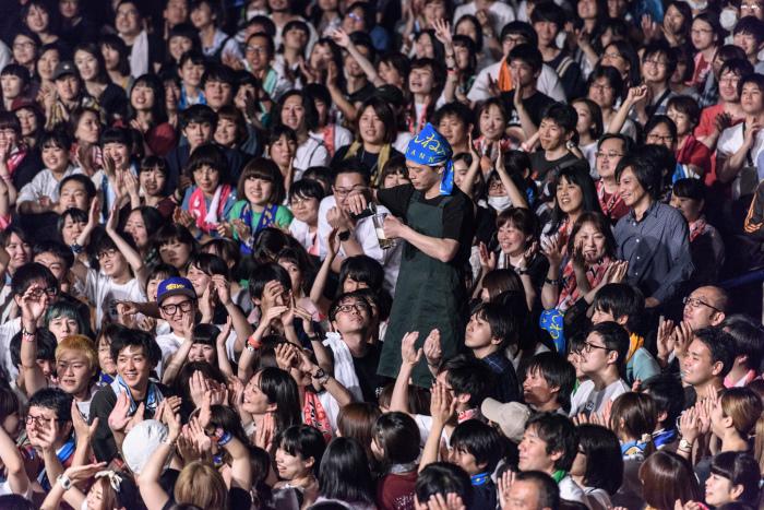 忘れらんねえよ 梅津くん脱退の日 ※5/1 Zepp東京 サンキュー梅ックス ライブ写真_f0144394_09103101.jpg