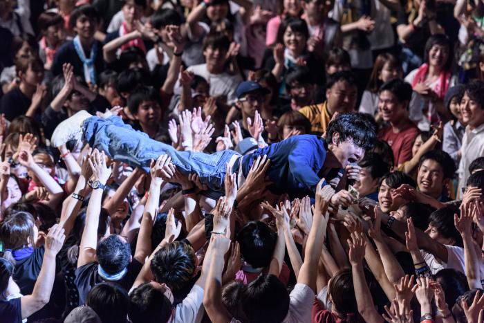 忘れらんねえよ 梅津くん脱退の日 ※5/1 Zepp東京 サンキュー梅ックス ライブ写真_f0144394_09103244.jpg