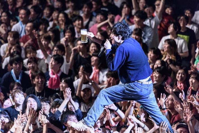 忘れらんねえよ 梅津くん脱退の日 ※5/1 Zepp東京 サンキュー梅ックス ライブ写真_f0144394_09104733.jpg