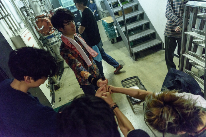 忘れらんねえよ 梅津くん脱退の日 ※5/1 Zepp東京 サンキュー梅ックス ライブ写真_f0144394_09125706.jpg