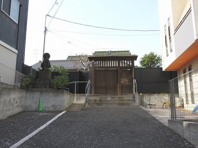 行元寺の大田南畝の隠語碑(目黒史跡散歩⑰)