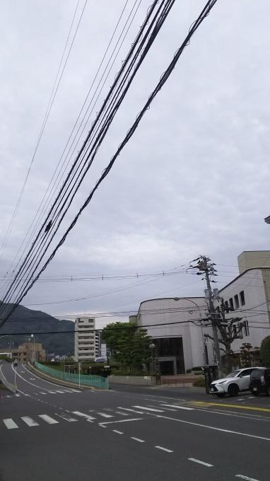 雨が予想されます_e0094315_08161515.jpg
