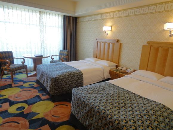 ディズニーアンバサダーホテル宿泊記_b0268916_04250039.jpg