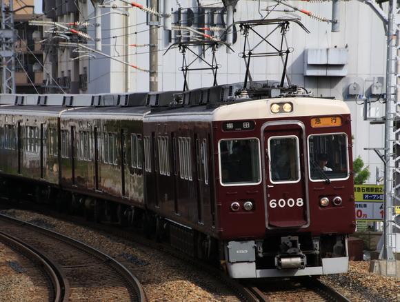 阪急6008F 前照灯がLEDになる前に・・_d0202264_1418691.jpg