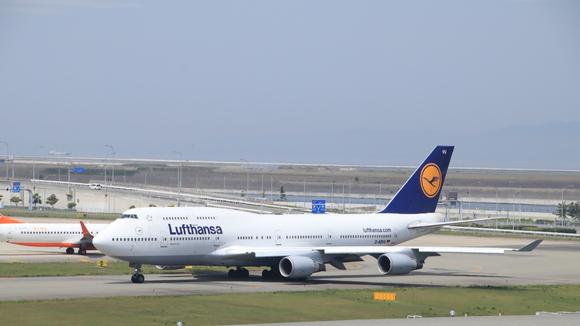 2018年 5月 KIXレポート ルフトハンザ航空(LH)ボーイング747-400型_d0202264_22204893.jpg