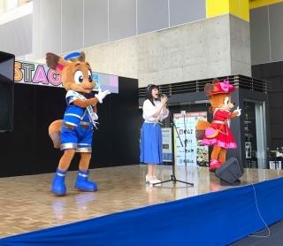 テット&スカーラ&うちやえゆかのTOKIMEKIステージ_a0087471_22385091.jpg