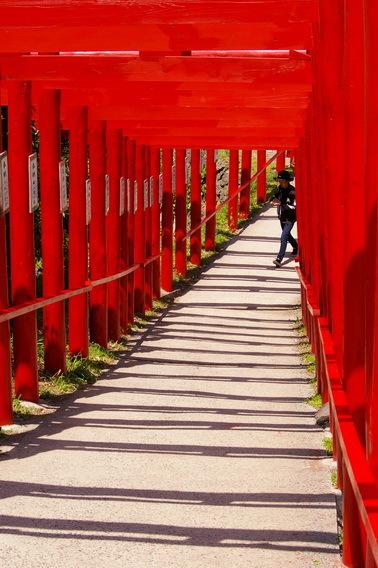 元乃隅稲成神社へ_d0327373_08370556.jpg