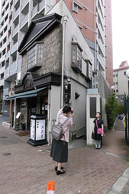 藤田八束の鉄道写真@宝塚大劇場と阪急電車、お洒落な宝塚を散歩、伊万里コーヒー館の美味しいコーヒー_d0181492_16211988.jpg