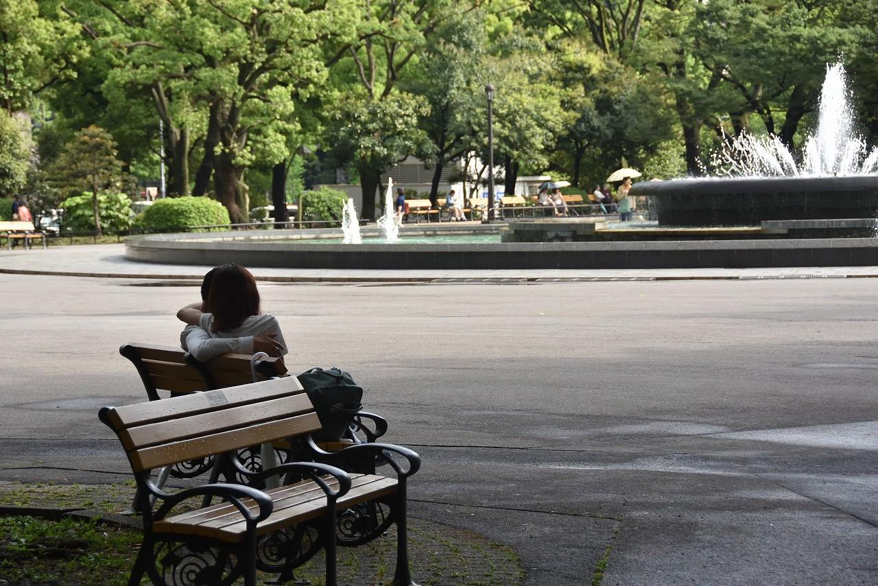 雨上がりの日比谷公園_d0065116_20021165.jpg