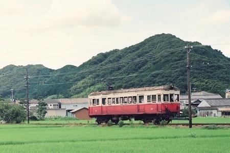 野上電気鉄道 モハ20形25~27_e0030537_01003361.jpg