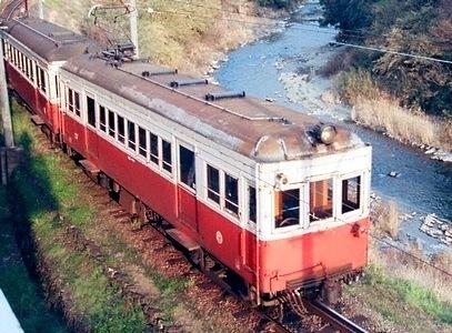 野上電気鉄道 モハ20形25~27_e0030537_01064975.jpg
