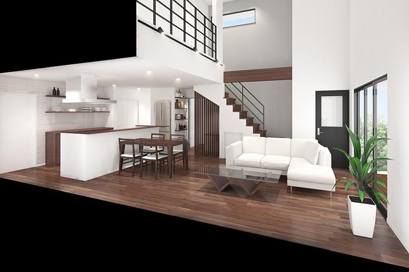 「回廊の家」須恵町でオープンハウス_c0079640_20320597.jpg