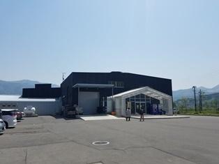 GW前半 長野県への犬連れ車中泊の旅 道の駅Farmus木島平編_b0080342_19320455.jpg