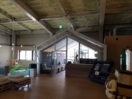 GW前半 長野県への犬連れ車中泊の旅 道の駅Farmus木島平編_b0080342_19333630.jpg