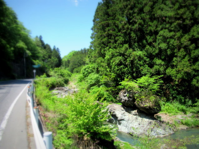 GW/新緑ドライブ * ①数年ぶりの夫婦岩_f0236260_23240977.jpg