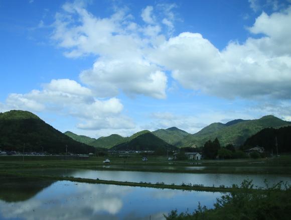 JR福知山駅から帰宅へ・車窓より _d0202264_16472195.jpg