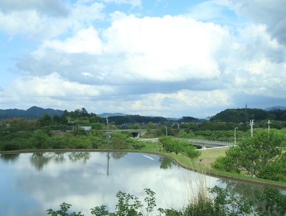 JR福知山駅から帰宅へ・車窓より _d0202264_16475990.jpg