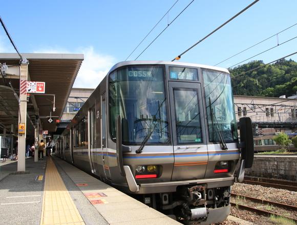 JR福知山駅から帰宅へ・車窓より _d0202264_16481477.jpg
