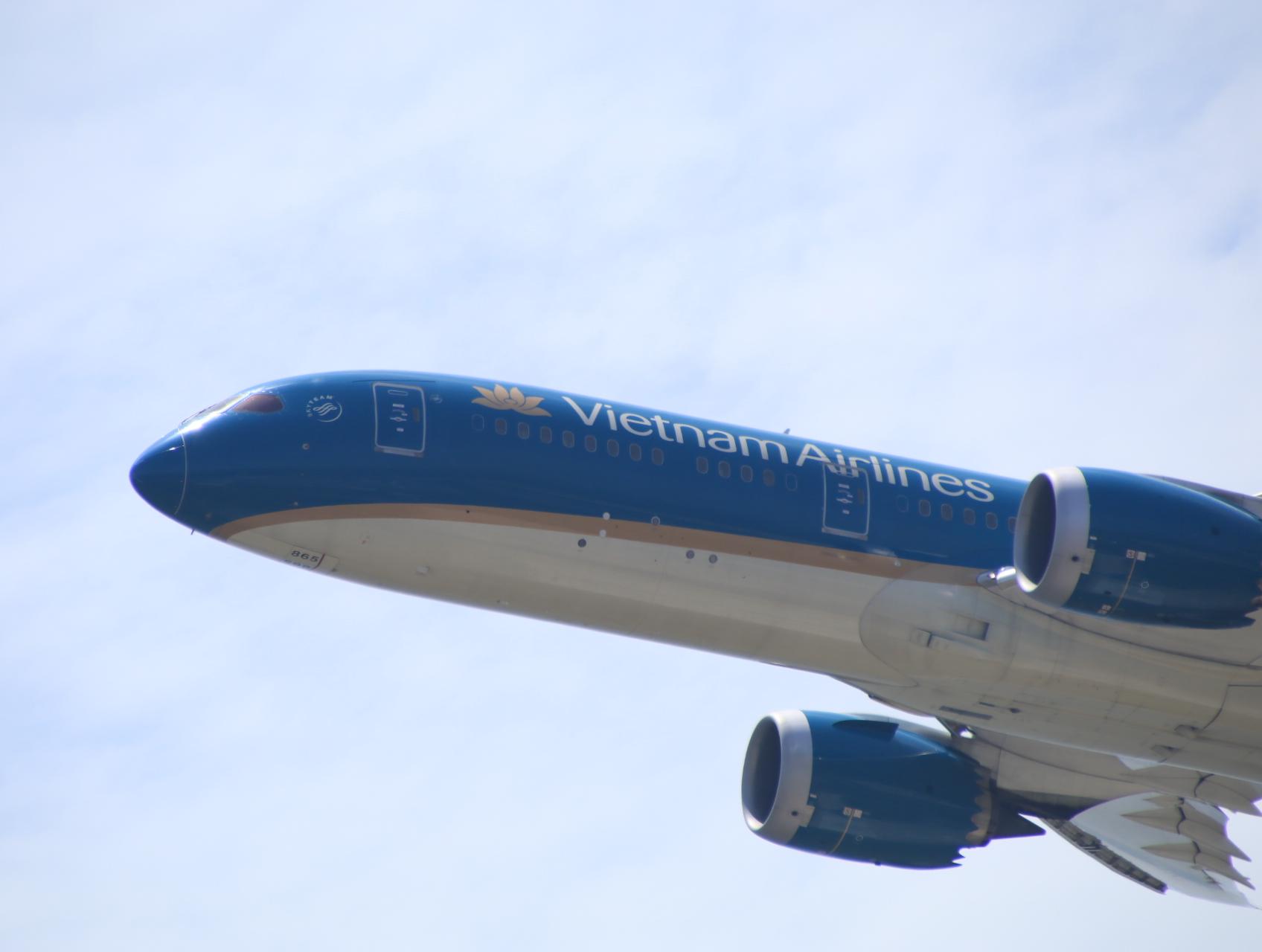 2018年 関空KIXレポート ベトナム航空B787-9 _d0202264_16505948.jpg