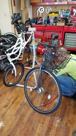 札幌市清田区自転車屋の出張修理♪_a0216771_12070935.jpg