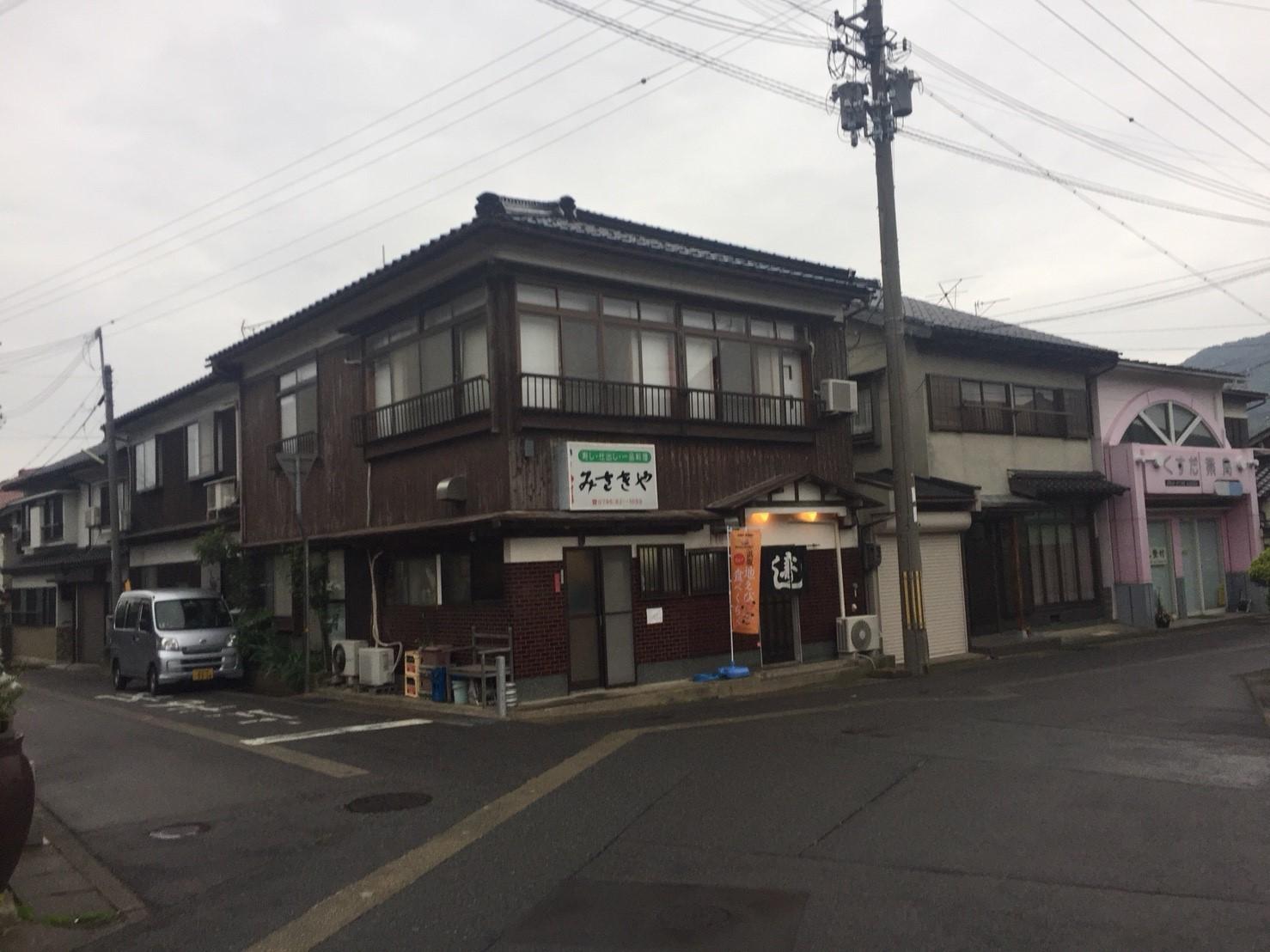寿司 みさきや @浜坂_e0115904_11105891.jpg