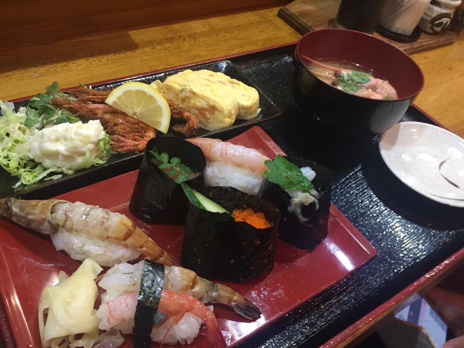 寿司 みさきや @浜坂_e0115904_12373246.jpg