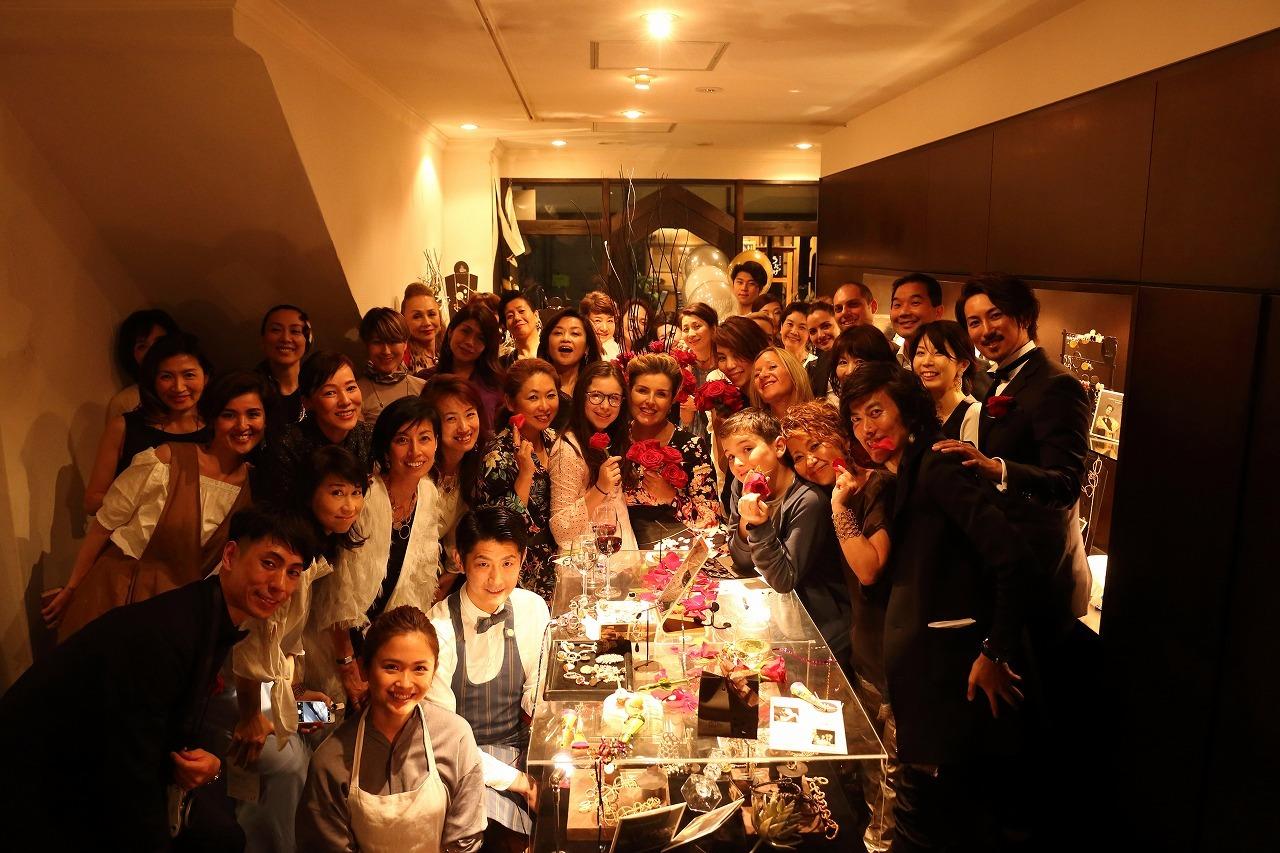 Daniela de Marchi Welcome Party ご報告☆_b0115615_18162461.jpg