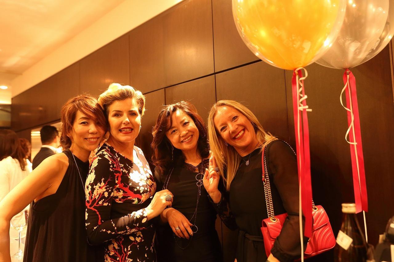 Daniela de Marchi Welcome Party ご報告☆_b0115615_18175917.jpg