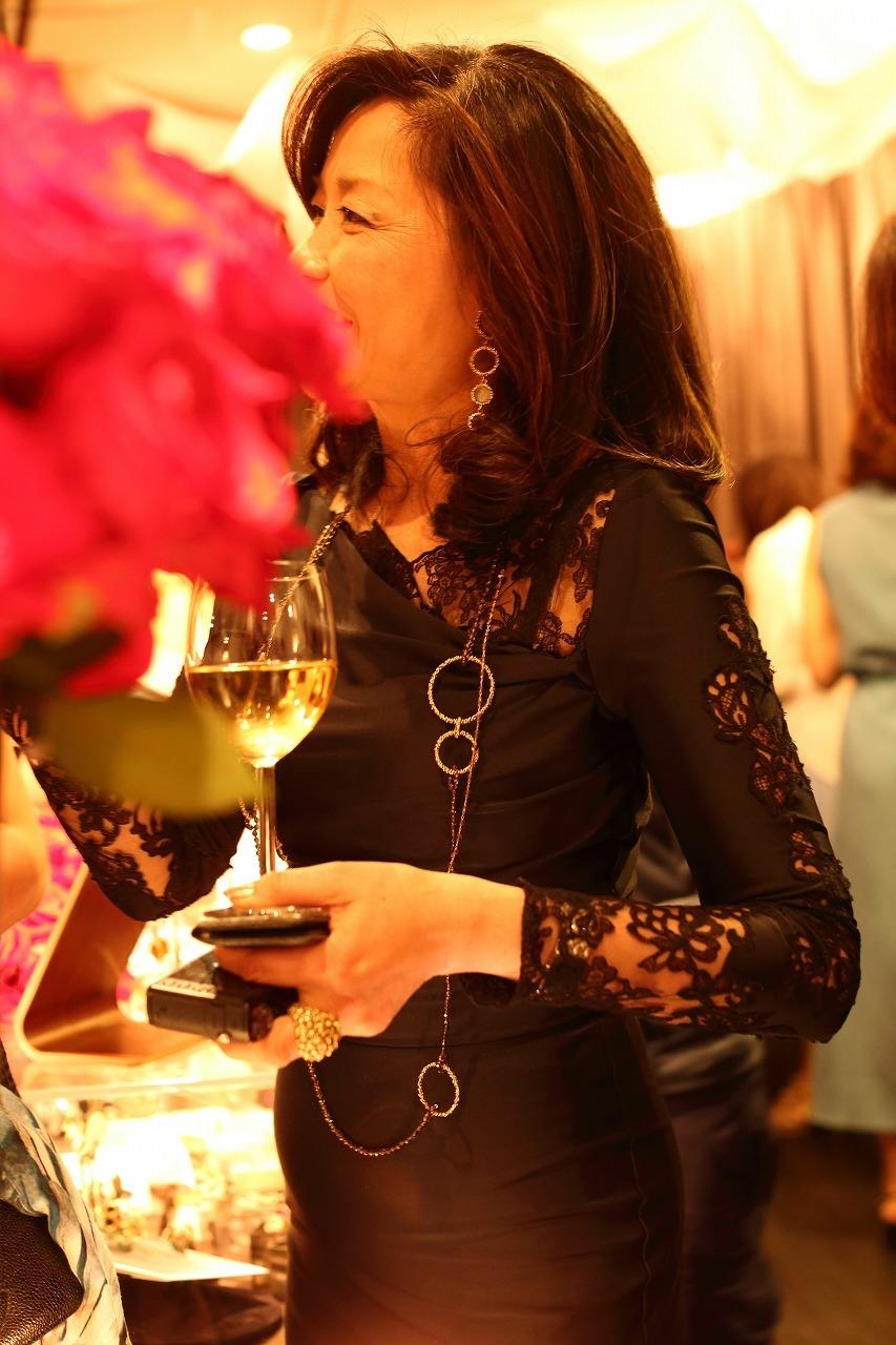 Daniela de Marchi Welcome Party ご報告☆_b0115615_18182476.jpg