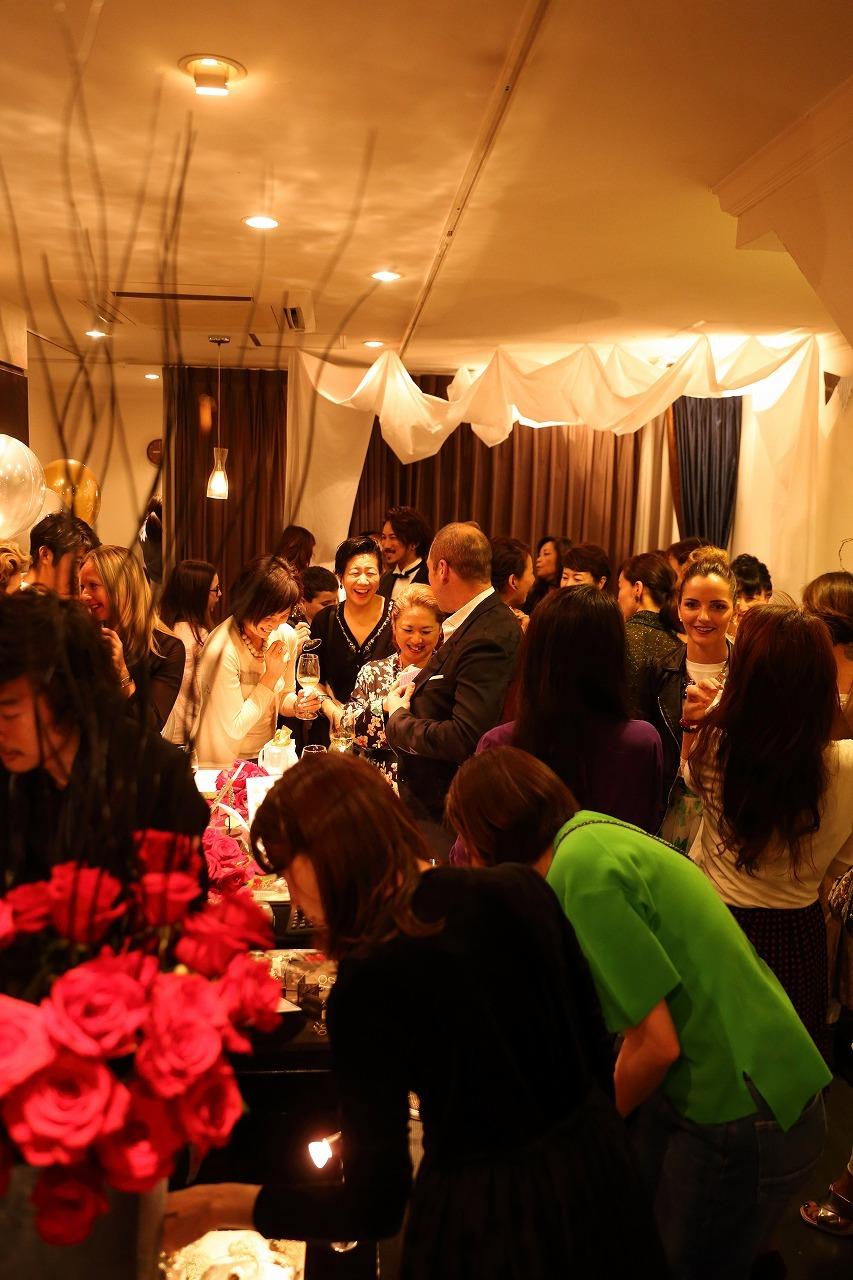 Daniela de Marchi Welcome Party ご報告☆_b0115615_18190977.jpg
