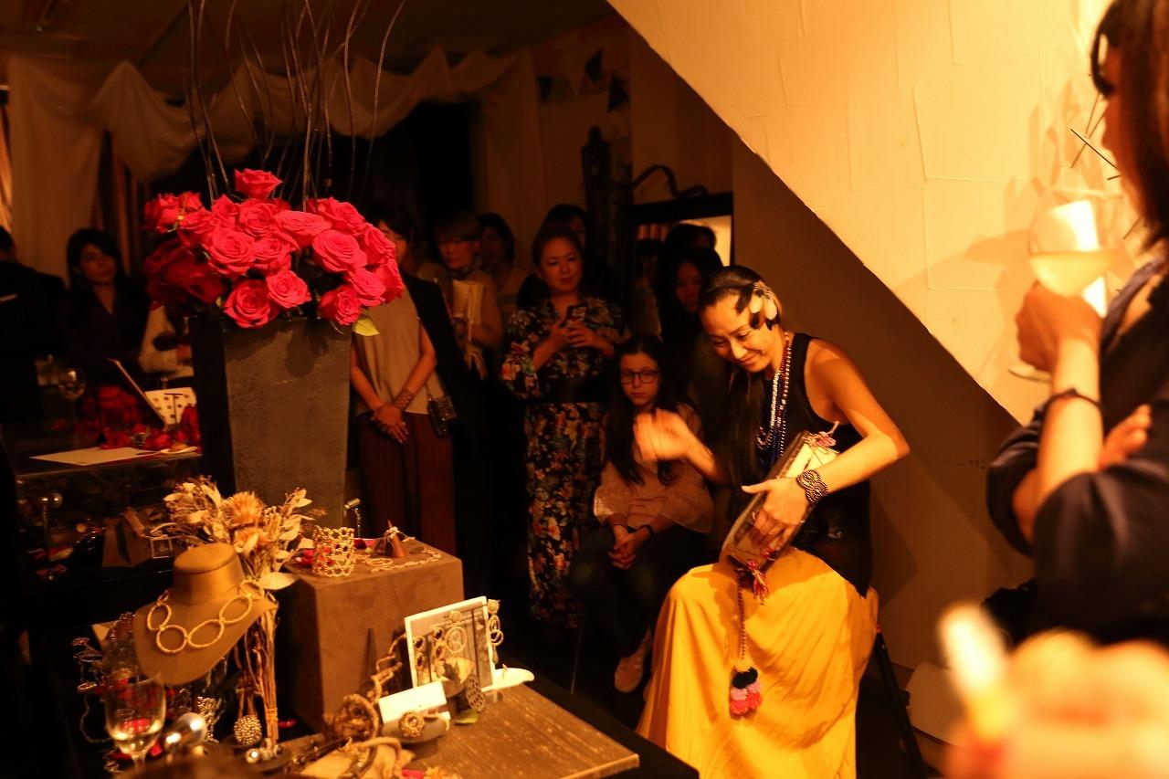 Daniela de Marchi Welcome Party ご報告☆_b0115615_18221856.jpg
