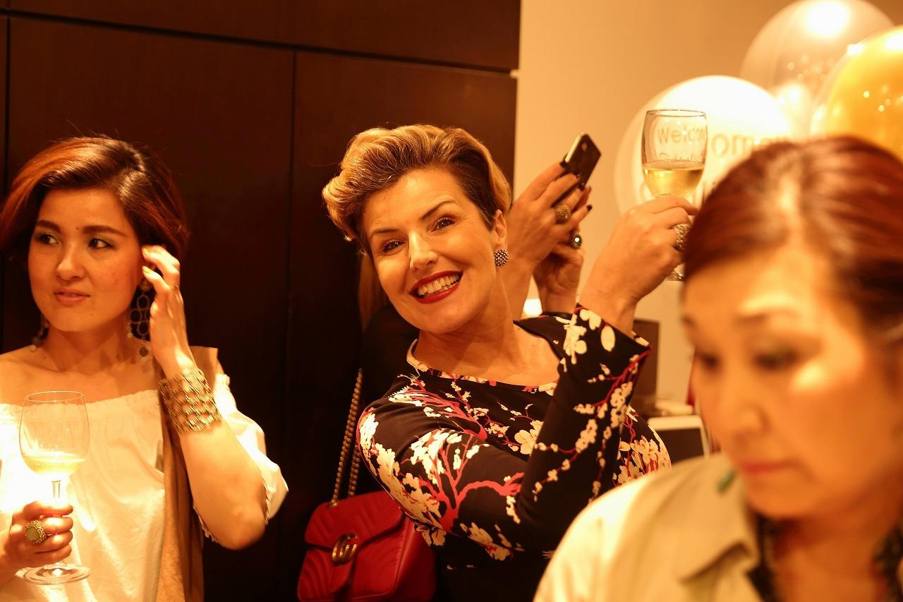 Daniela de Marchi Welcome Party ご報告☆_b0115615_18265976.jpg
