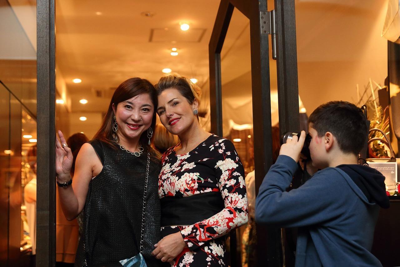 Daniela de Marchi Welcome Party ご報告☆_b0115615_18321119.jpg