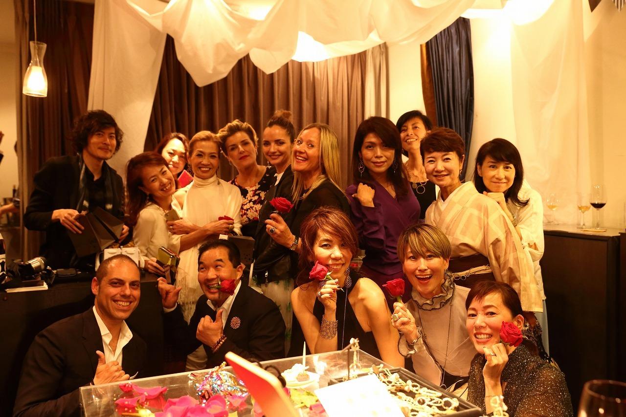 Daniela de Marchi Welcome Party ご報告☆_b0115615_18365971.jpg