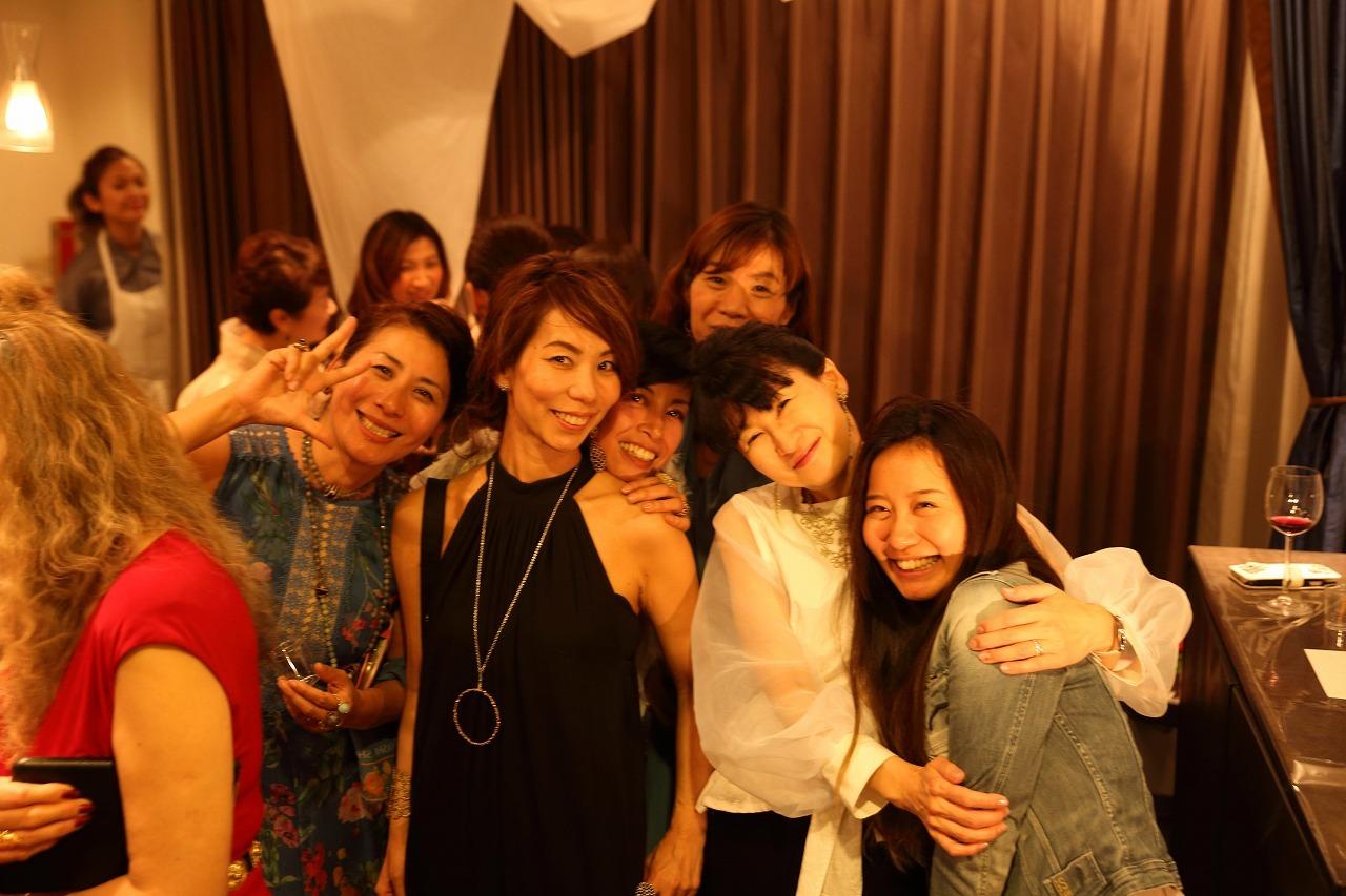 Daniela de Marchi Welcome Party ご報告☆_b0115615_18371949.jpg