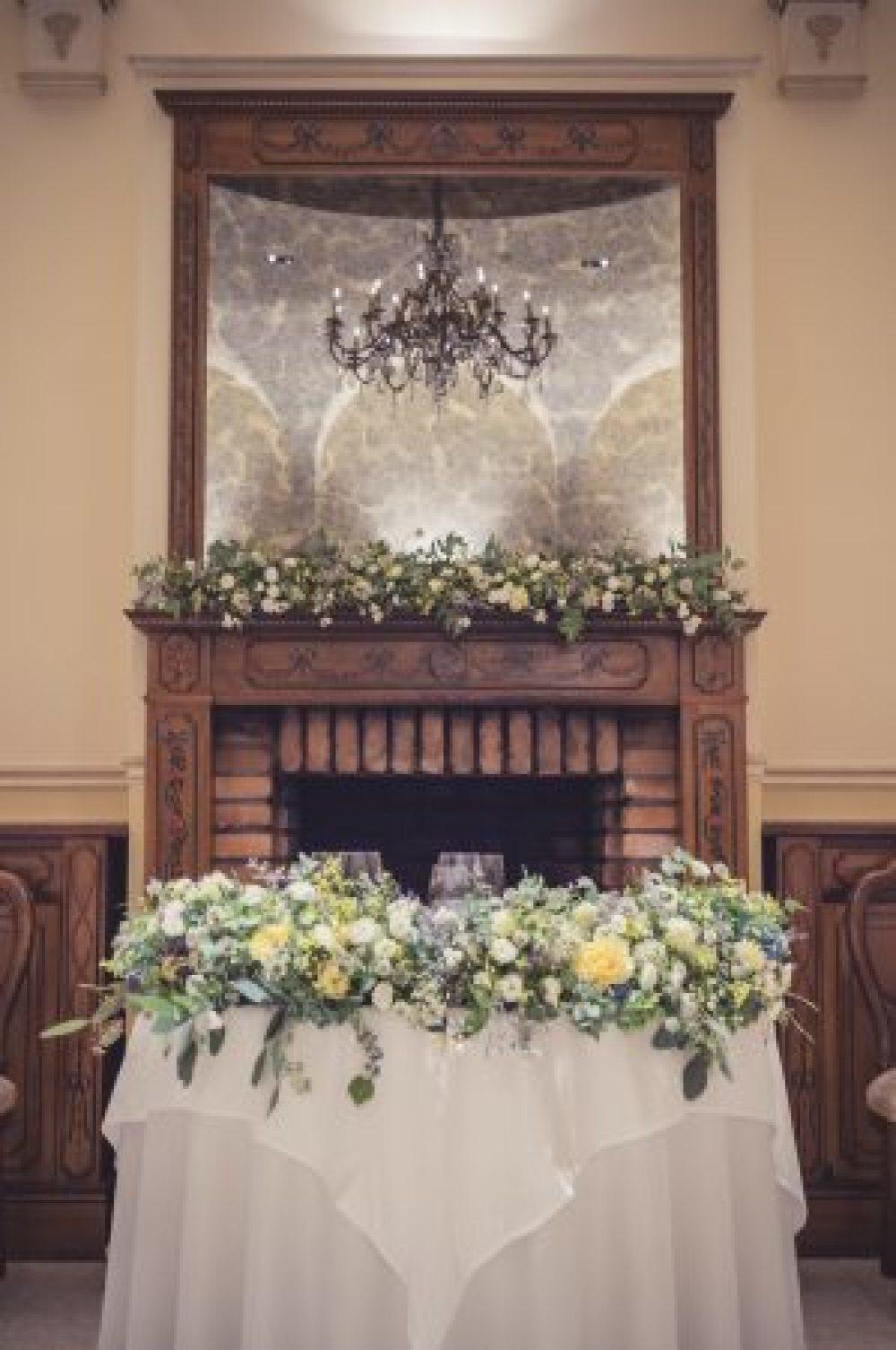 新郎新婦様からのメール 秋の装花 リストランテASOの花嫁様より_a0042928_01384646.jpg