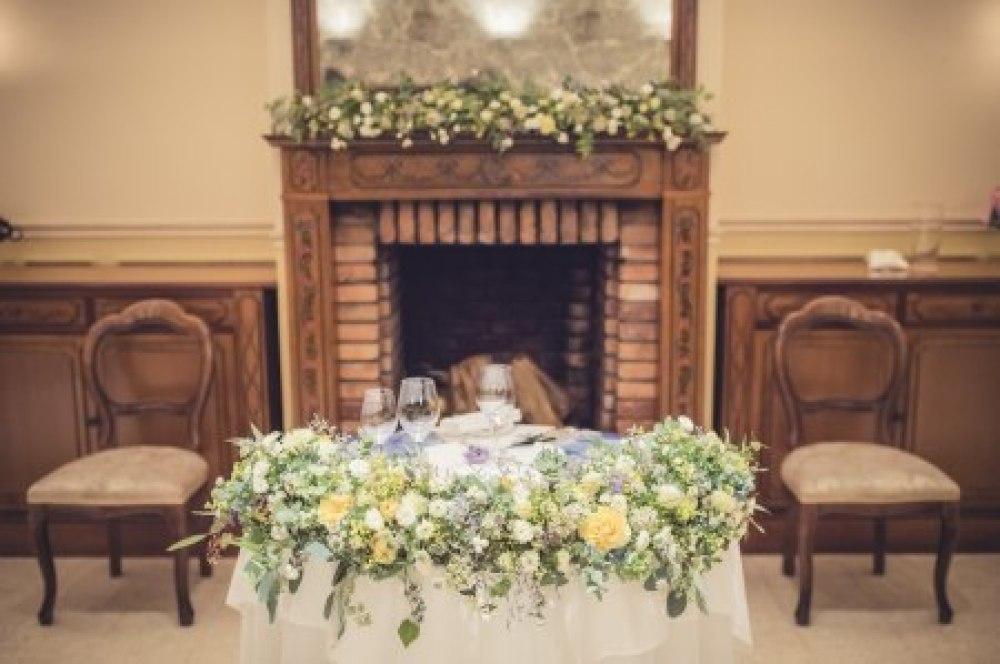 新郎新婦様からのメール 秋の装花 リストランテASOの花嫁様より_a0042928_01390282.jpg