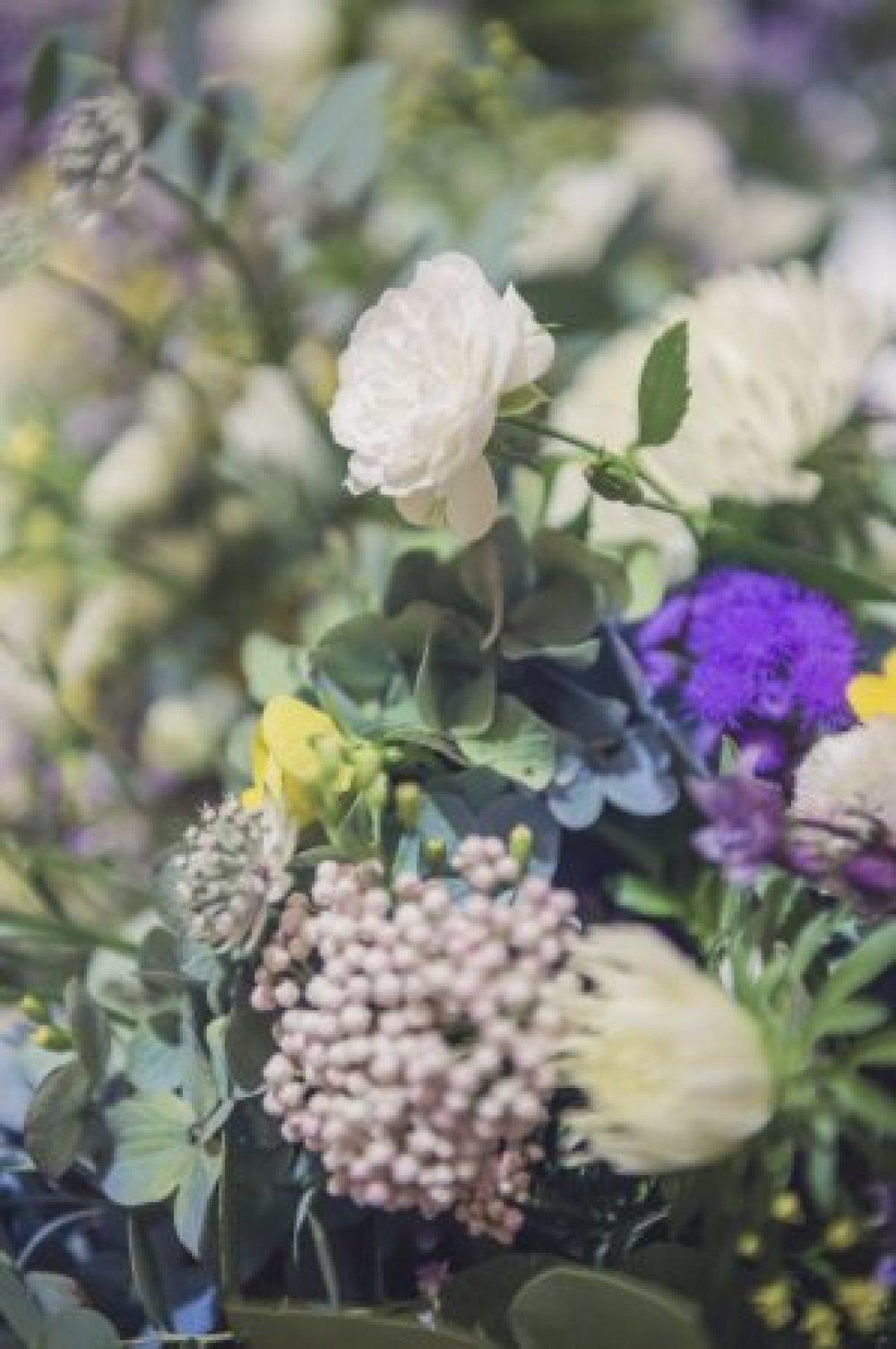 新郎新婦様からのメール 秋の装花 リストランテASOの花嫁様より_a0042928_01403077.jpg
