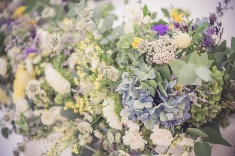 新郎新婦様からのメール 秋の装花 リストランテASOの花嫁様より_a0042928_01410376.jpg
