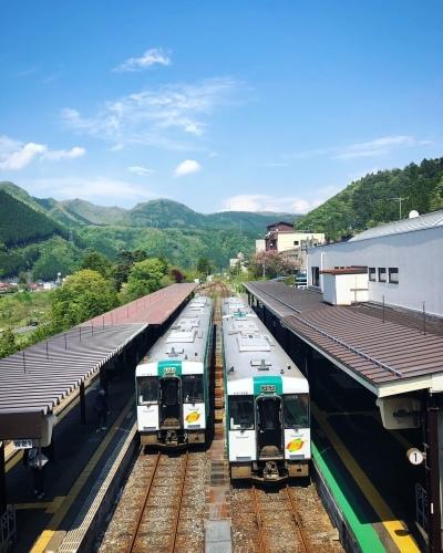 ブログを更新しました『花咲ツアー2018、新庄〜仙台編』_e0071652_16094074.jpg