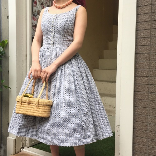 ★NEW ARRIVAL 50S DRESS★_e0148852_19115930.jpeg