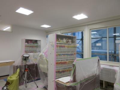 歯科医院併設住居の改修工事_d0297177_08000888.jpg