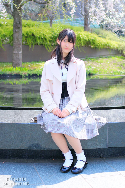 みくにさん 中之島 桜ポトレ 其の壱_d0150493_20502499.jpg