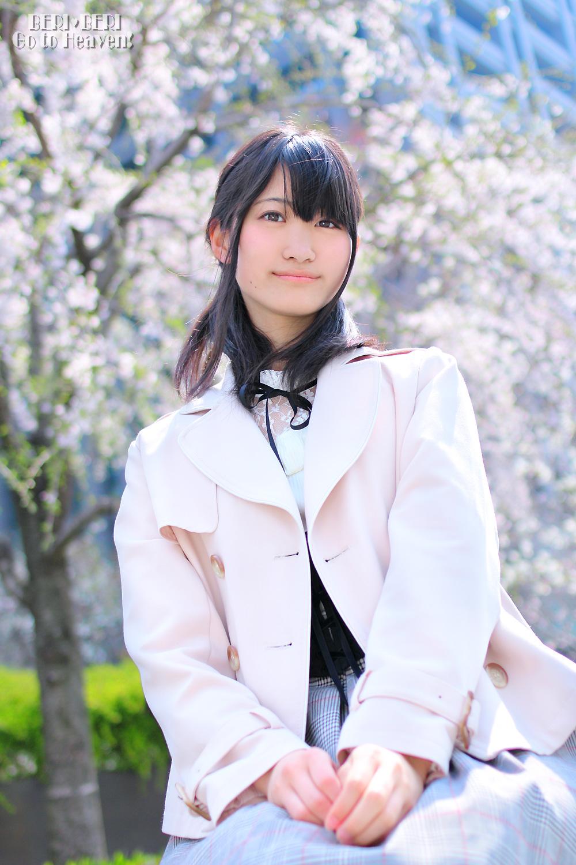 みくにさん 中之島 桜ポトレ 其の壱_d0150493_2051343.jpg