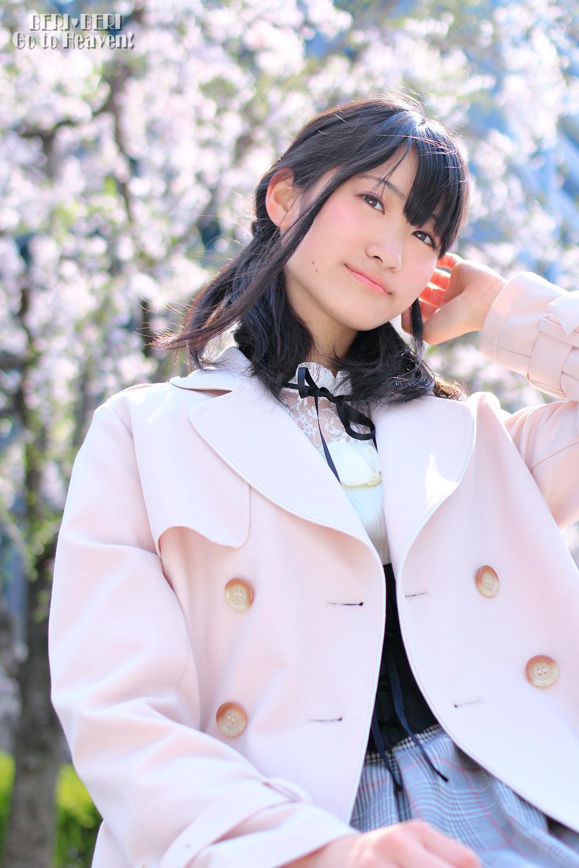 みくにさん 中之島 桜ポトレ 其の壱_d0150493_20524755.jpg