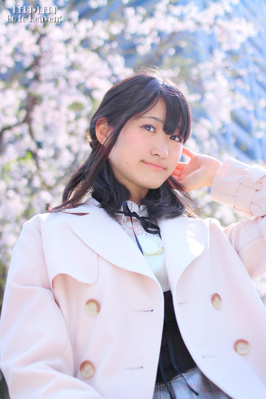 みくにさん 中之島 桜ポトレ 其の壱_d0150493_2053017.jpg