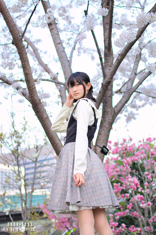 みくにさん 中之島 桜ポトレ 其の壱_d0150493_20535368.jpg