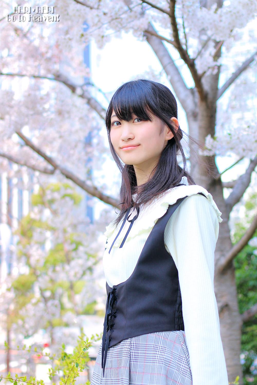 みくにさん 中之島 桜ポトレ 其の壱_d0150493_2054329.jpg