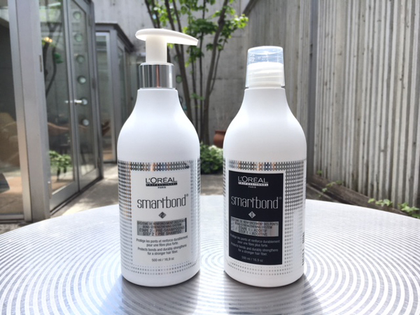 ★**NEW HAIRCARE『smartbond』&MY WORK**★_d0170799_19193642.jpg