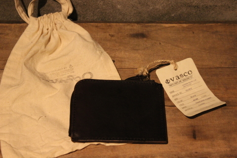 "VASCO 1点物の""LEATHER TRAVEL L-ZIP MINI WALLET\"" ご紹介_f0191324_08323983.jpg"
